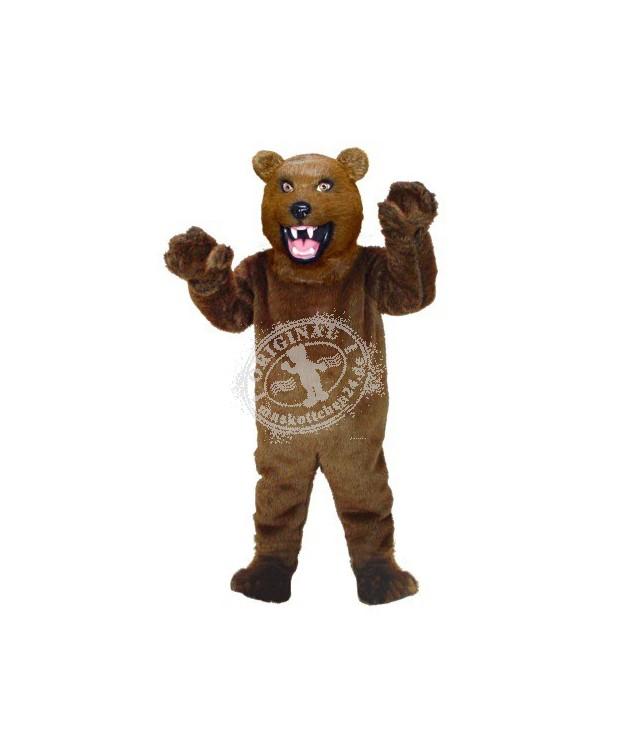 Grizzlybären Kostüme: Maskottchen Grizzlybär günstig kaufen oder ...