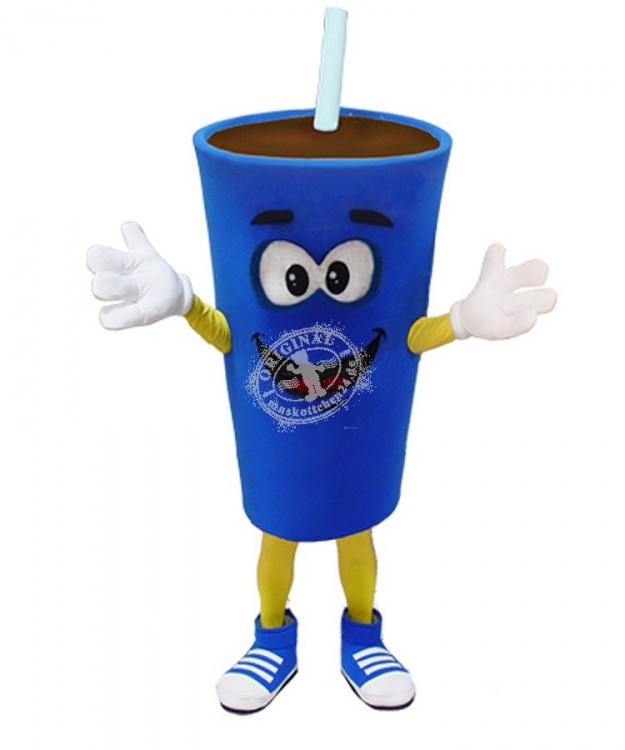 Becher Figur Kostüm Maskottchen Lauffigur im Online Shop Maskottchen24