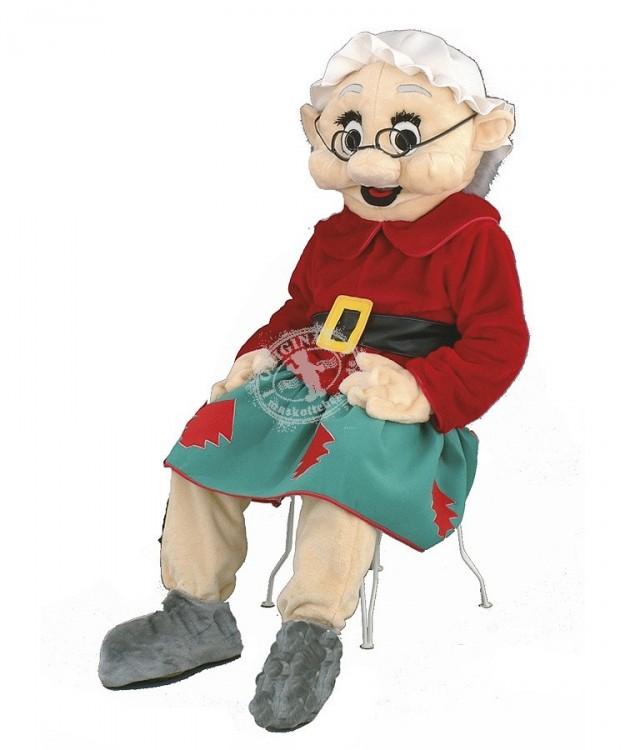 90a weihnachtsfrau kost me weihnachtsfrau kost me g nstig kaufen oder mieten auf www. Black Bedroom Furniture Sets. Home Design Ideas