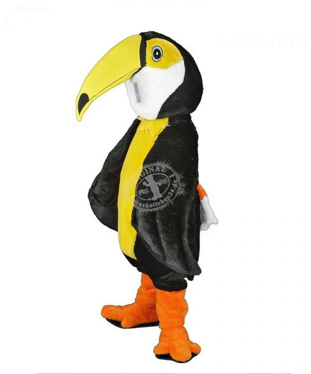193b vogel tucan kost me maskottchen tucan g nstig kaufen. Black Bedroom Furniture Sets. Home Design Ideas