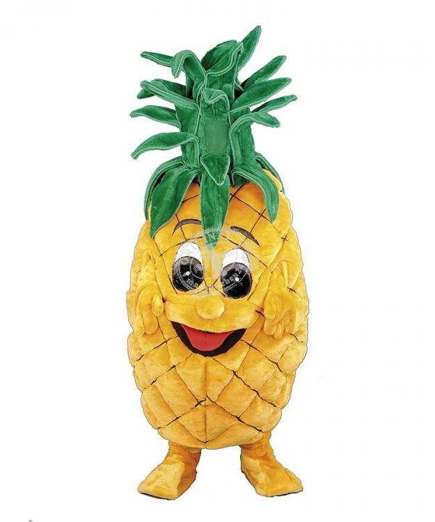 verleih 164c kost m ananas maskottchen ananas g nstig mieten im kost mverleih bei maskottchen24. Black Bedroom Furniture Sets. Home Design Ideas