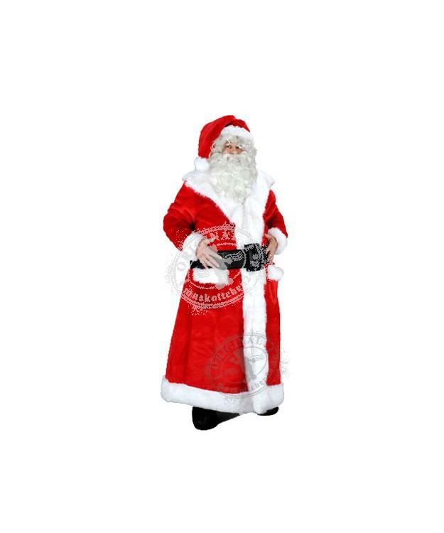 Weihnachtsmann Kostüm 198j