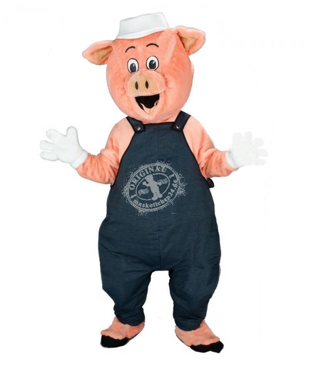 206b schweine kost me maskottchen schwein g nstig kaufen oder mieten auf. Black Bedroom Furniture Sets. Home Design Ideas