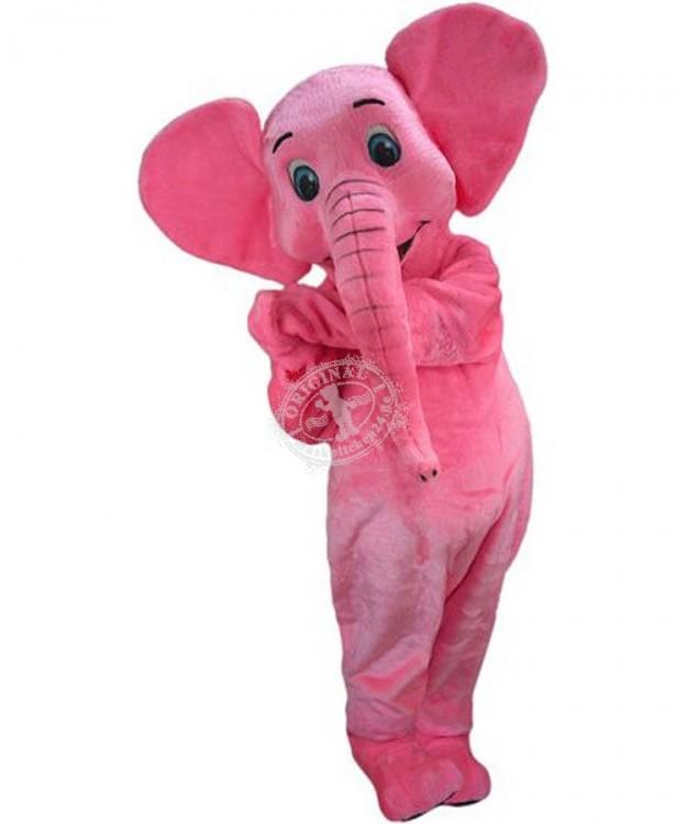elefanten kost me maskottchen elefant g nstig kaufen oder mieten bei europas nr 1 maskottchen24. Black Bedroom Furniture Sets. Home Design Ideas