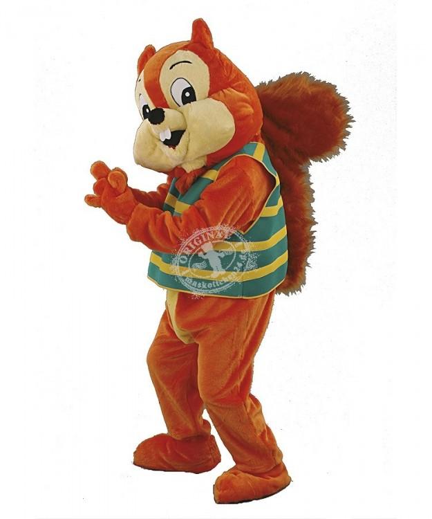 Biber Kostüm Tierkostüme Verleih Maskottchen