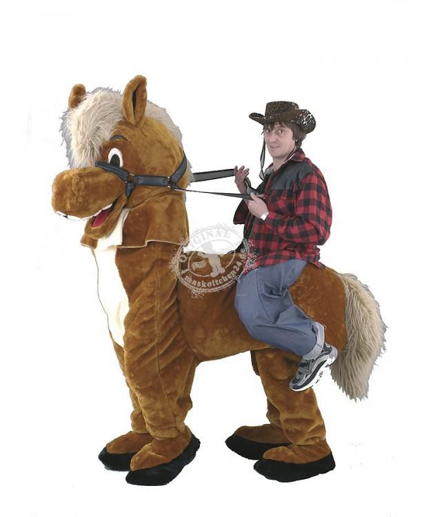 121e pferde kost me maskottchen f r 2 personen g nstig kaufen oder mieten bei europas nr 1. Black Bedroom Furniture Sets. Home Design Ideas