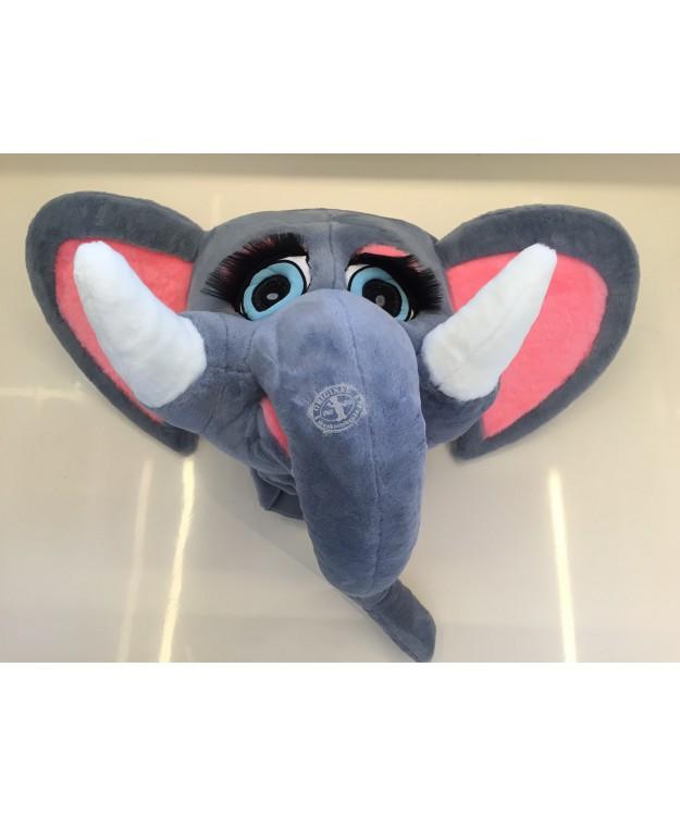114b elefanten kost m elefant laufkost m maskottchen g nstig kaufen oder verleih auf www. Black Bedroom Furniture Sets. Home Design Ideas