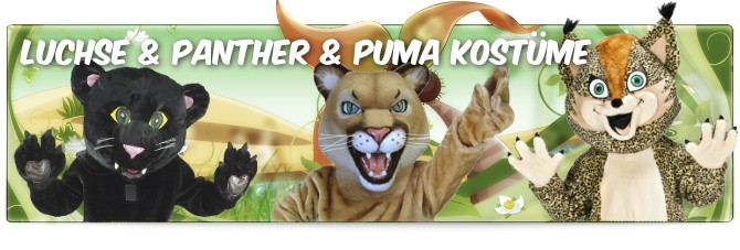 Luchse & Panther & Puma