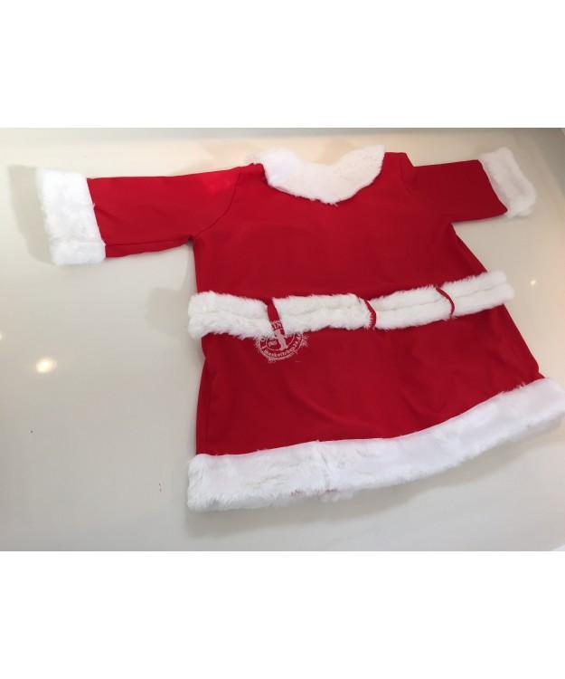 weihnachtsmann mantel passender weihnachtsmantel f r ihr. Black Bedroom Furniture Sets. Home Design Ideas