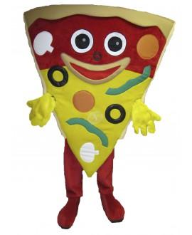 pizza kost me pizza lauffiguren g nstig kaufen oder mieten bei europas nr 1 maskottchen24. Black Bedroom Furniture Sets. Home Design Ideas