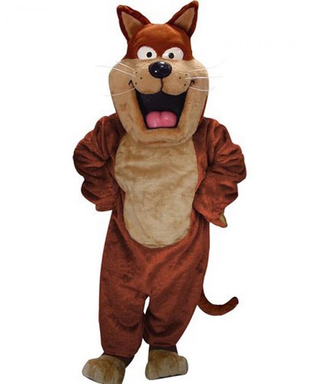 Katzen Kostüm Tierfigur Maskottchen im Online Shop von Maskottchen24