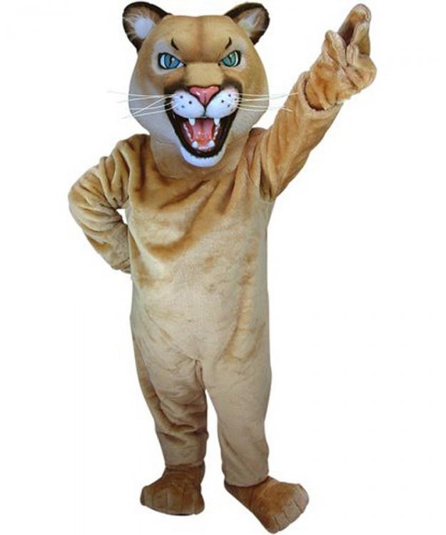Puma Kostüme: Maskottchen Puma günstig kaufen oder mieten