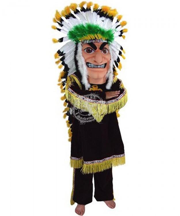 indianer kost me maskottchen indianer g nstig kaufen oder. Black Bedroom Furniture Sets. Home Design Ideas