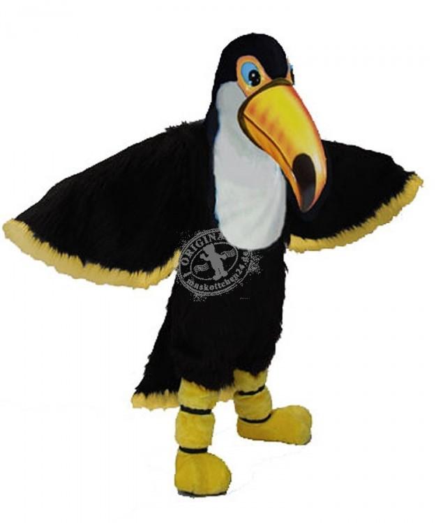 kakadu kost me maskottchen vogel g nstig kaufen oder mieten bei europas nr 1 maskottchen24. Black Bedroom Furniture Sets. Home Design Ideas