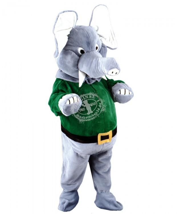 30a elefanten kost me maskottchen elefant 6 g nstig kaufen oder mieten auf. Black Bedroom Furniture Sets. Home Design Ideas