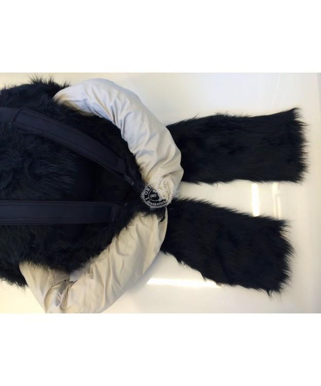 85d affen kost m king kong lauffigur maskottchen 3 g nstig kaufen oder mieten auf www. Black Bedroom Furniture Sets. Home Design Ideas