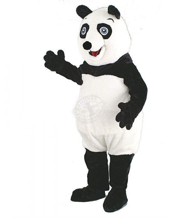Panda Bär Kostüm Maskottchen