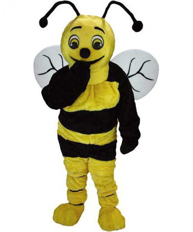 Biene Kostüm im Onlineshop von Maskottchen 24