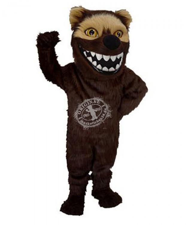 werwolf kost me maskottchen werwolf g nstig kaufen oder. Black Bedroom Furniture Sets. Home Design Ideas