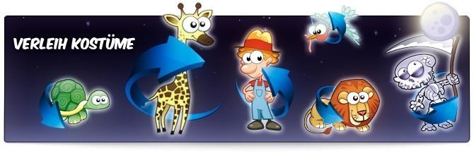 Haustiere Verleih Kostüme Tierkostüme