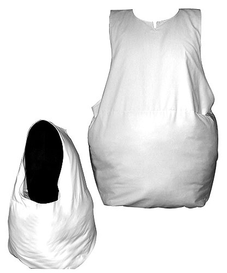 Walking act Kissen für Kostüme: Maskottchen Füllkissen auf www ...