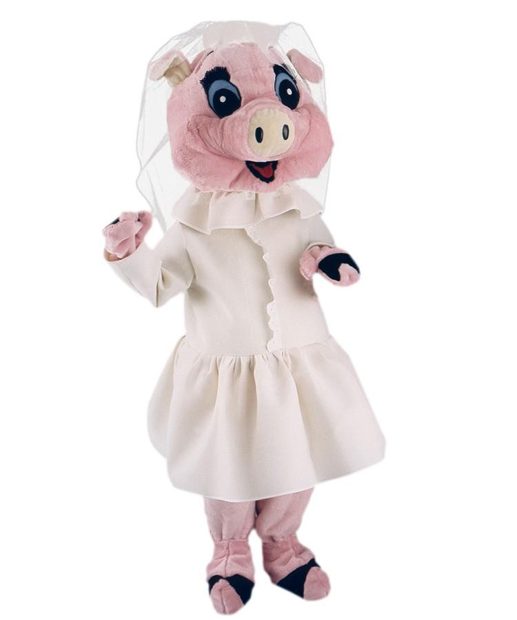 67a schweine kost me maskottchen schwein g nstig kaufen oder mieten auf. Black Bedroom Furniture Sets. Home Design Ideas