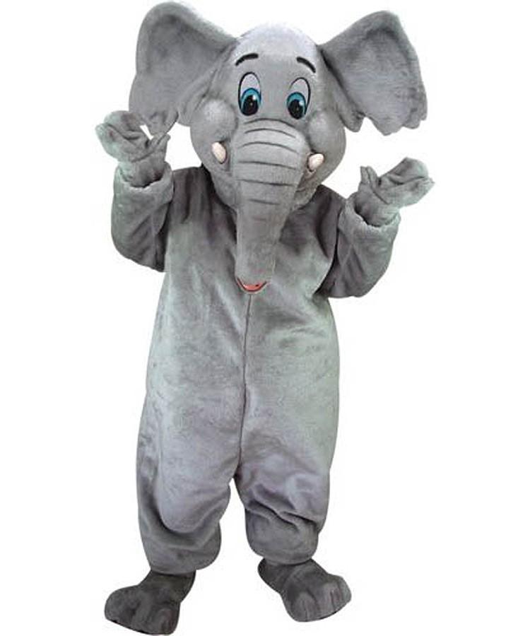 Elefanten Kostüme: Maskottchen Elefant günstig kaufen oder ...