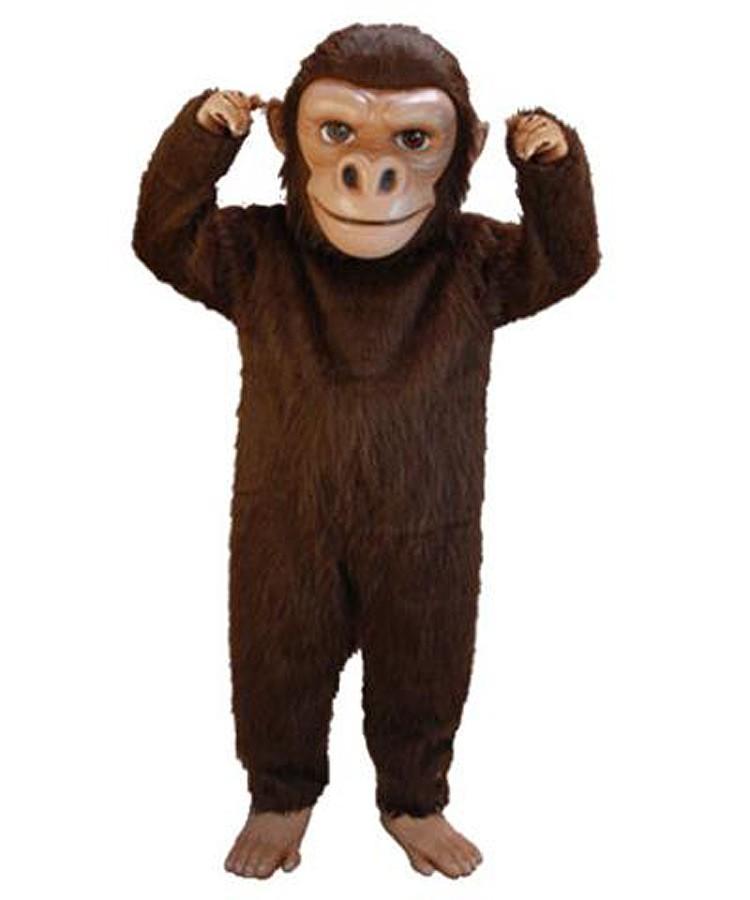 gorilla kost me maskottchen gorilla g nstig kaufen oder. Black Bedroom Furniture Sets. Home Design Ideas